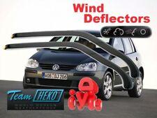 VW GOLF V MK 5  2004 - 2009 5D Wind deflectors 2.pc  HEKO  31149 for FRONT DOORS