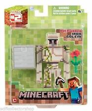 Minecraft Iron Golem 3 inch Collectable Action Figure - Just a handful left