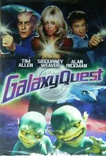 Galaxy Quest (1999) Tim Allen Sigourney Weaver Alan Rickman Tony Shalhoub Sealed