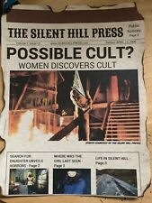 Silent Hill Movie News Print