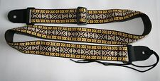 "Ukulele 1.5/"" Instrument Strap Chinese Golden Dragon"