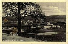 Aigen-Schlägl Österreich Oberösterreich Mühlviertel 1941 Panorama Totale Stadt