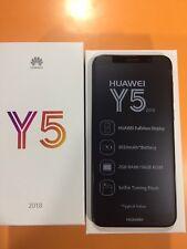 HUAWEI  Y5 2018 4G LTE DUAL SIM FULLVIEW DISPLAY 2GB 16GB ITALIA NO BRAND NERO