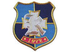 Clannad Cosplay Costume Accessory Hikarizaka High School Blue Iron Badge