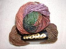 2 SKEINS - NORO KAMA - Color 6 Lot C ~ .Wool/Silk/Alpaca/Mohair