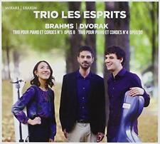 Trio Les Esprits And Adam Laloum - Brahms: Piano Trio No. 1 In B Major  (NEW CD)