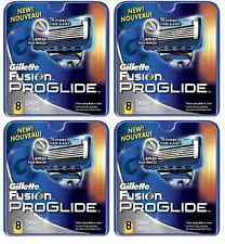 Genuine Gillette Fusion Proglide Razor Refill Cartridge Blades, 32 Count  NEW