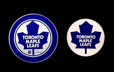 Vintage Toronto Maple Leafs NHL Hockey Decal Stickers