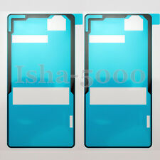2x Back Cover Waterproof Adhesive Sticker Glue For Sony Xperia Z3 Compact D5803