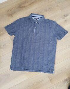 Tommy hilfiger Polo Shirt Top XxL Slim Fit XL