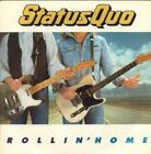 "Status Quo(7"" Vinyl P/S)Rollin' Home-Vertigo-QUO 18-UK-1986-VG/VG"