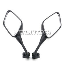 Black Motorcycle Rear View Mirrors For Hyosung GT125R GT250R GT650R GT650S