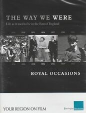 The Way We Were. Royal Occasions. New DVD