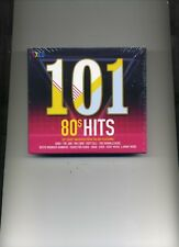 101 80s Hits Various Artists Audio CD