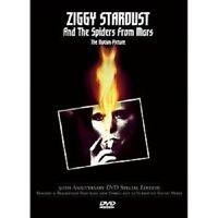 """DAVID BOWIE """"ZIGGY STARDUST"""" DVD NEUWARE"""