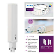 Philips Corepro LED Plc 6.5w = 18w 840 4 Clavija G24q-2 Replace Biax Dulux Lynx