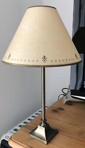 Laura Ashley Lamp Light & Shade Vintage Brass
