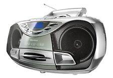 Karcher RR 510(N) Boombox Stereoanlage CD MP3 USB PLL Radio Kassette tragbar