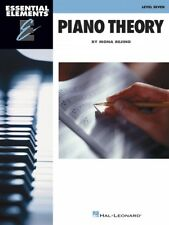 Essential Elements Piano Theory Level 7 Educational Piano Book 000155844