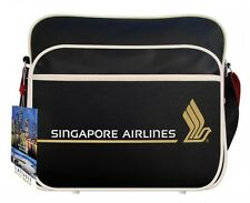 Sac Airlines Flight Travel Bag Singapore Airlines