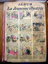 Album de la Jeunesse illustrée, reliure éditeur 1920-21