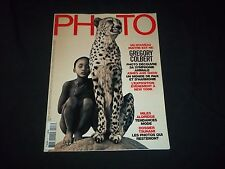 2005 MARCH FRENCH PHOTO MAGAZINE - ASHES & SNOW -BEAUTIFUL FASHION COVER- F 3074