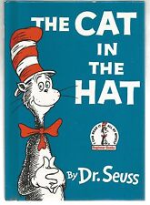 The Cat In The Hat, [1985,HARDCOVER]