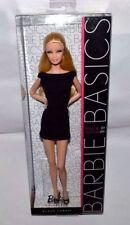 NIB-2009 BARBIE BASIC DOLL-BLACK LABEL-COLLECTION 001 MODEL MUSE NO. 01 - BLONDE