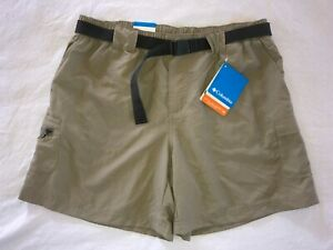 COLUMBIA Women's NWT Walnut River Cargo Shorts Size Medium NEW!