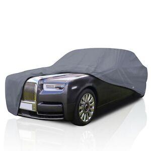 [PSD] Supreme Waterproof Car Cover for Rolls Royce Ghost LWB 2010-2021 Sedan