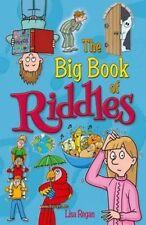 The Big Book of Riddles by Lisa Regan (Hardback) New Book