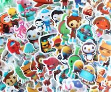 OCTONAUTS STICKERS BIRTHDAY PARTY LOLLY LOOT TREAT BAG BOX - BUY 5 GET 5 FREE