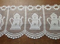brise bise cantonnière rideaux à décor vendu au mètre B3