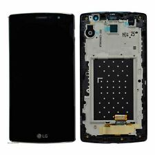 Pantalla Completa Marco LG G4S 4G H735 Negro Original Nuevo