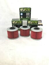 Honda Pioneer 1000 SXS1000 (All) DCT TRANSMISSION Filter 16-18 3 PACK