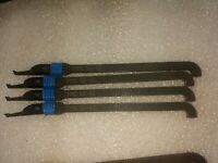 SKF TMMD 100-A1 and TMMD 100-A2 blind bearing puller arms FREE SHIPPING
