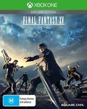 Xb1 Final Fantasy XV Day One Edition
