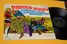 ROBERTO MUROLO 2LP L'HUMOUR NELLA CHANSON NAPOLITAINE MODERNE 1°ST ORIG 1971 EX