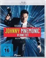 JOHNNY MNEMONIC - VERNETZT  (KEANU REEVES, DOLPH LUNDGREN,...)   BLU-RAY NEUF