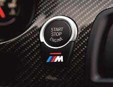 2x BMW ASC/DSC/DTC Start Button M Sticker Decal M3 M5 X5 E60 E65 F10 F30 F32 E92