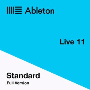 Ableton Live 11 Standard DAW Software (Download)