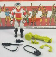 Original 1987 GI JOE SNEAK PEEK V1 cobra ARAH not complete UNBROKEN figure NICE