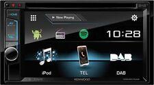 Kenwood DDX4017DAB Autoradio 2-DIN mit Bluetooth und DAB+ DVD BT USB