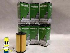 Synthetic Oil Filter for 2009-2010 Pontiac G3 with 1.6L Engine 10k Mile x6