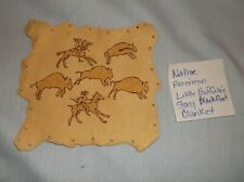 Willitts Native American Little Buffalo Story Blanket Blackfoot Replacement Part