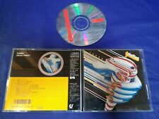 Judas Priest Turbo Japan 1st CD 1986 32・8P-108