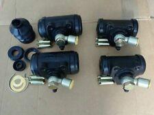 Unimog 404 Brake kit 4 Wheel Brake Cylinders 1 kit Master brake cylinder NEW