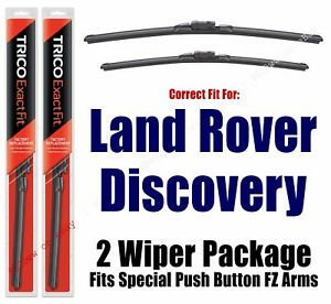 Wiper Blades 2-Pack OE-Style Trico fits 2017+ Land Rover Discovery - 2417B/2017B