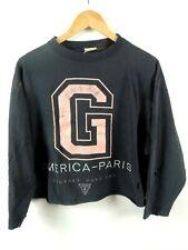 Vintage 1988 Guess America-Paris T-Shirt Size L