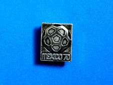 USSR Soviet Pin Badge FIFA World Cup 1970 Mexico Official Logo, Football.